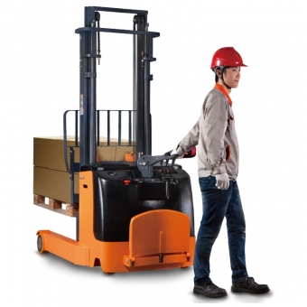 2 ton electric reach truck