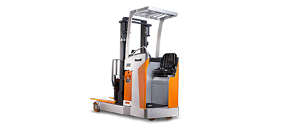 Forklifts features used in cold storage